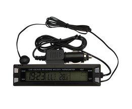 Temperatur LCD-skärm för bil