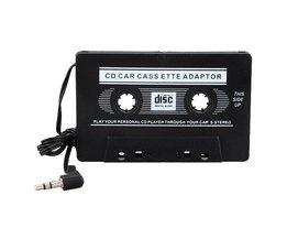 Bilradio-kassettadapter för MP3 och CD