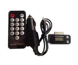 Bil MP3-spelare med fjärrkontroll