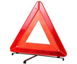 Varningstriangel för bilen