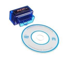 OBD2 mottagare med Bluetooth