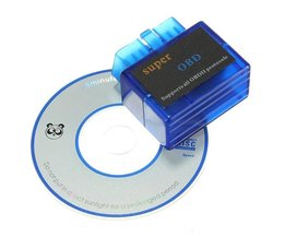 Mini ELM327 OBD2 Diagnostisk Scanner