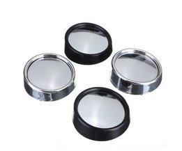 Bil Mirrors Round