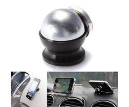 Magnetisk telefonhållare i bil