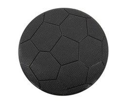 Limmattbil i form av fotboll