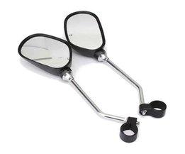 Skicka Mirror Set Of 2 För Scooter Och Etc
