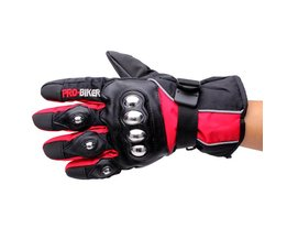 Motorcykelhandskar Pro-Biker HX-04