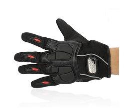 Professionella handskar