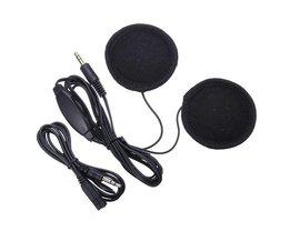Stereo Headset För In Motorcykelhjälm