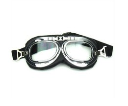 Motorcykelglasögon och glasögon