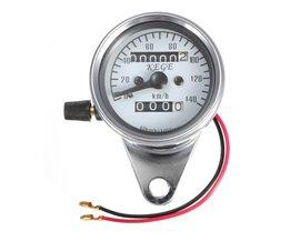 Tachometer Motor med hastighetsmätare