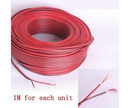 Elektrisk kabel för motor