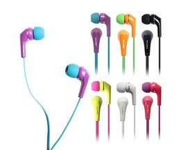 Awei ES-Q7I hörlurar i flera färger