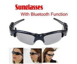 Solglasögon med Bluetooth
