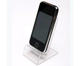 Hållare för IPhone 5 & Match Smartphones