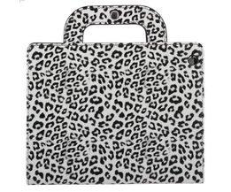 IPad fall med Leopard Print