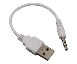 USB-ljudkontakt för iPod-shuffle