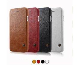 G-fodral för lyxig plånbok för IPhone 6
