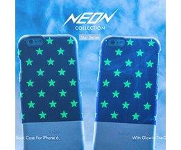 Kajsa Fluorescerande Stjärnfodral För IPhone 6