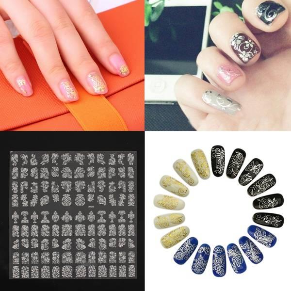 Nail Art Stickers online? Jag MyXLshop (Tips)
