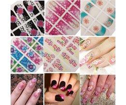 Klistermärken För Nails