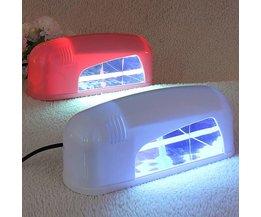 UV-lampa för naglar