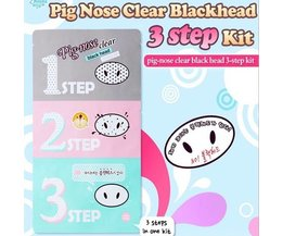 Holika Nasal Strips mot Blackheads