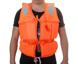 Orange Lifejacket