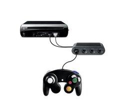 GameCube Controller Adapter till Wii