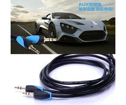 AUX-kabel 3 meter