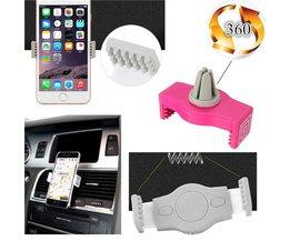 Innehavare för telefon i bil