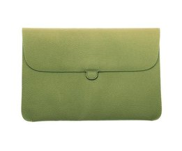 Läder Laptop Sleeve För Macbook 13 tum