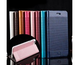 Lyxig Wallet Case För IPhone 6