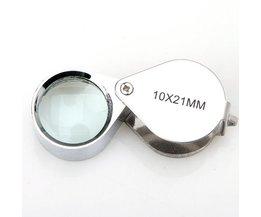 Förstoringsglas med 20X zoom