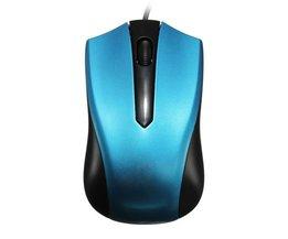 Trådad mus för dator eller bärbar dator