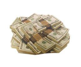Innokids väskor med dollarntryck