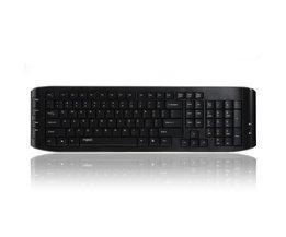 Rapoo Wireless Keyboard + Mouse 8130+