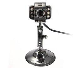 USB-webbkamera med nattvision