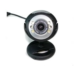 12 megapixel webbkamera med mikrofon