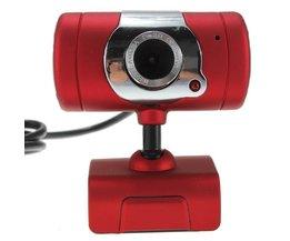 30M USB-webbkamera med mikrofon