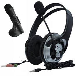 Hörlurar & Mikrofoner