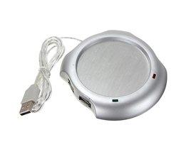 USB Hot Plate För Muggar