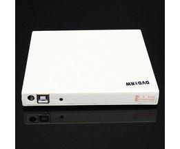Extern CD / DVD-enhet för dator