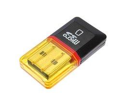Diamond SD-kort till USB-läsare