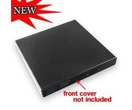 DVD-brännare med USB-port