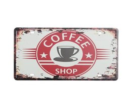 Coffee Shop Decoration Board