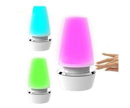 Modern bordslampa