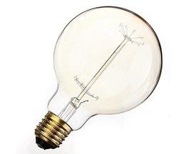 Klassisk glödlampa