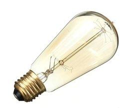 Vintage lampa 40W E27