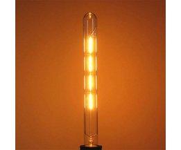 Edison LED-lampa T300 E27 4W varmvit